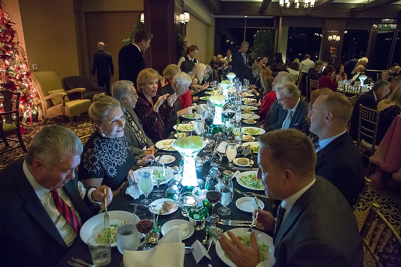 2014 Elegant Holiday Dinner Dance